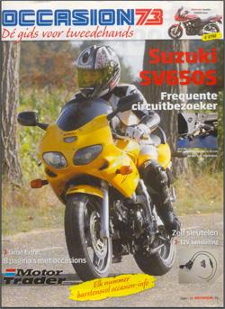 motormagazine suzuki SC650S