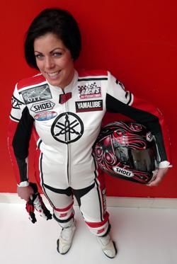 MJK Motorpak 'Tarmac' van Annelies