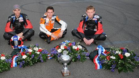 MJK kampioenen Endeveld, Schouten en Streuer