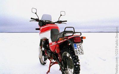 Tips voor het motorrijden in de herfst en winter