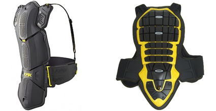 backprotector chestprotector