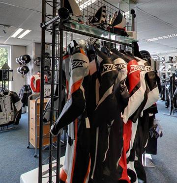 Motorkledingwinkel