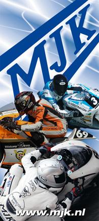 MJK Leathers banner